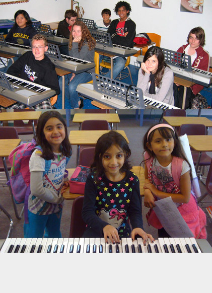 Afterschool Classes [Photography © French Piano Academy]