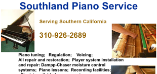 Dennis Brown | Southland Piano Service